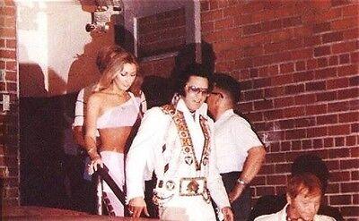 Elvis Presley FRIDGE MAGNET