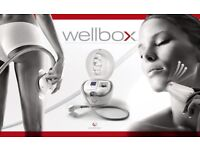 Wellbox s face and body vacum massage 2016