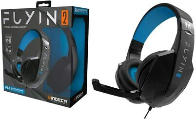 Auriculares Cascos con cable gaming ergonómicos Fuyin 2.0 PS4 PS5 Switch Nuevo