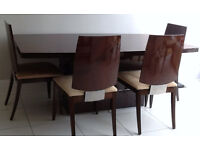 Furniture Village Garden Furniture furniture village dining table with 6 chairs from r inside