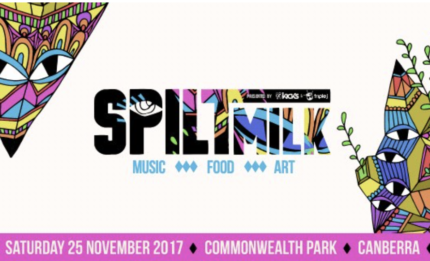 1x SPILT MILK 2017 TICKET