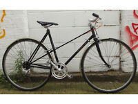 Vintage Ladies racing bike RALEIGH frame 20 REYNOLDS 531 Serviced & warranty NEW TYRES BRAKES CABLES