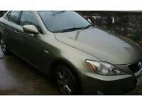 Lexus is220d 56 plate *reduced*