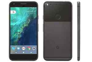 BRAND NEW GOOGLE PIXEL 32GB BLACK FACTORY UNLOCKED  ☆☆☆