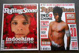 2 Rolling Stone - France 2003-04 - Indochine