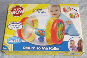 Inflatable Baby Roller.. Roll and Return Brand New