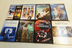 DVD's (lot)