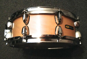 """Snares 13""""x 4"""" top shape @ $70"""