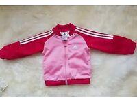 Addidas baby jacket 6-9