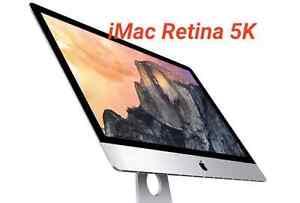iMac 27 Retina 5K  1.5 ans Garantie. Comme Neuf 10/10 boite orig