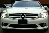 Mercedes CL-550 2009, 4matic.