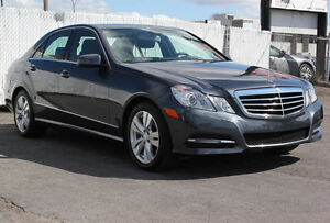 2013 Mercedes-Benz E-Class C300, C350, E300 Sedan Negotiable
