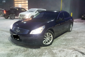 2007 infiniti g35x    ***  AWD   ***   SAFETY & E-TESTED