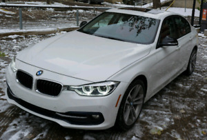 $3000 incentive BMW 320i xdrive 2017, only $564 a month
