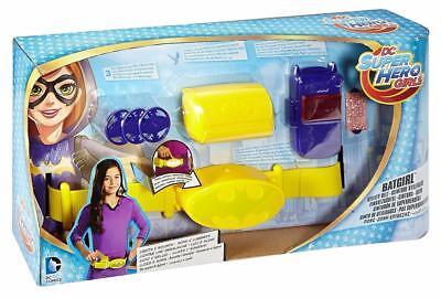 Dc Superheld Mädchen Batgirl Nutzen Gürtel Kinder Spielzeug Zubehör (Dc Comic Figur Kostüm)