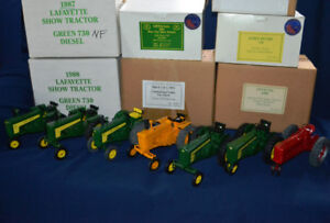 Toy Tractors For Sale at Seaforth, Saturday-Sunday, Nov 25-26