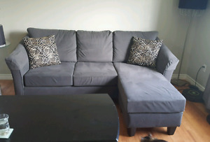 Chaise style couch