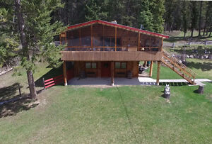 17 Acre Estate near Golden, BC