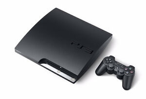 PS3 Slim with 76 Games