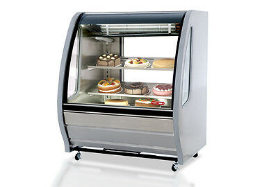 New 40 Refrigerated Display Case Torrey Tem100ai New 4930 Deli Bakery Cold Nsf