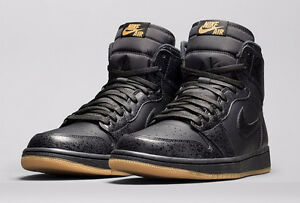 Nike Air Jordan 1 Retro High OG 'Black/Gum' StyleCode:555088-020
