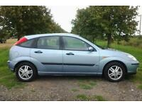2004 FORD FOCUS ~ AUTOMATIC ~ LOW MILES ~ 5 DOOR ~ 1 PREVIOUS OWNER ~ IN VGC