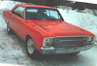 RESTORED 69 DODGE SWINGER,$25,000 obo