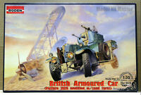 Plastic model kit Scale 1/35 Armoured Car 1920 Pattern Mk1