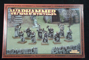 Warhammer, Fantasy, Age of Sigmar, Empire, OOP, Teutogen Guard