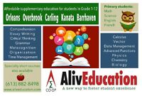 Data management, Advance function, Calculus & Vector tutoring
