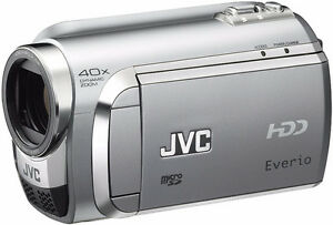 "NEW-JVC gz-mg630 2.7""Camera / 40X / 60GB"