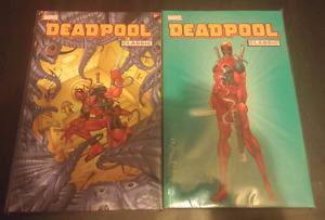 Deadpool Vol. 1 & 4