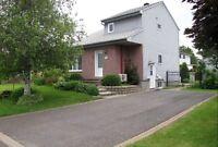Maison 2 étages à vendre Chambly, Sous l'évaluation