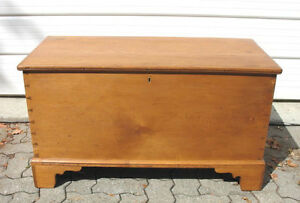 Antique Blanket Boxes, Coffee Tables or Storage Benches Gatineau Ottawa / Gatineau Area image 1