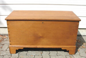 Antique Blanket Boxes, Coffee Tables or Storage Benches