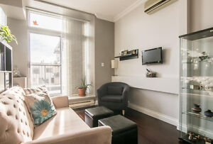 Tranquil and Clean Verdun Condo, Full of Light