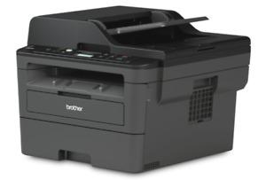 New Laser printer work station