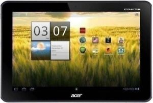 """Open Box Acer Iconia Tab A200 10.1""""+Stylus /Pen +pouch/Sleeve"""