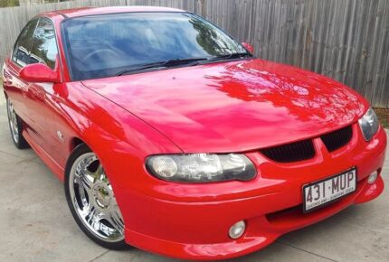 Holden Commodore VX SS MANUAL-VERY LOW KS-MINT CONDITION Brisbane City Brisbane North West Preview