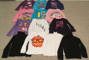 Toddlers sz S (5/6) Long Sleeve Shirts Childrens Place