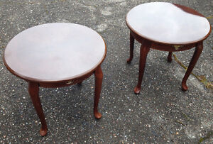 Selling Coffee Table, 2 End Tables - SOLD