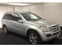 2008 MERCEDES GL320 3.0 CDI TURBO DIESEL AUTOMATIC 4X4 7 SEATER