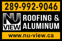 Siding, Eavestrough, Roofing, All Your Home Exterior Needs