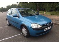 Vauxhall Corsa 1.4 Fully Automatic with Service History