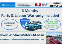 FORD FOCUS 1.0 SCTI ECOBOOST ZETEC 5DR - 125 BHP - £20 TAX - GREAT SPEC!