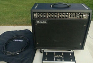 Like New Mesa Boogie Mark V Combo Amplifier 90/45/10 Watts+Cover