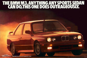 LOOKING FOR A BMW E30 M3