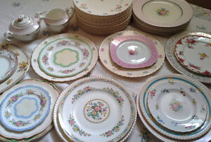 *Vintage tea cups & dishes to rent for Tea Party Birthdays* Windsor Region Ontario image 4