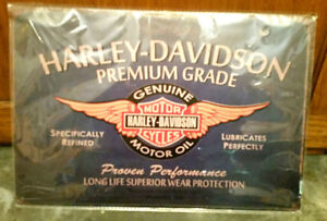"""Vintage Replica Signs-8"""" x 11 3/4"""" Harley-Indian-Muscle Car"""