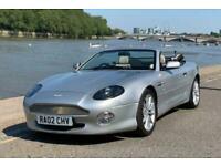 2002 Aston Martin DB7 Volante 5.9 Auto